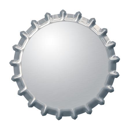 ボトル キャップの背景のイメージ