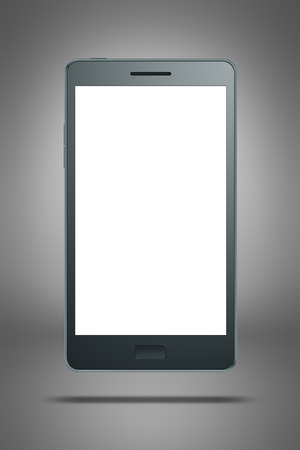 cell phone icon: An image of a smart phone background