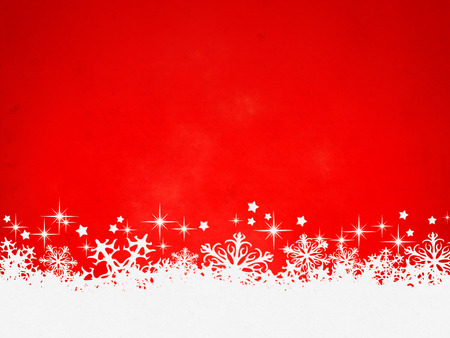 A red christmas background for your content