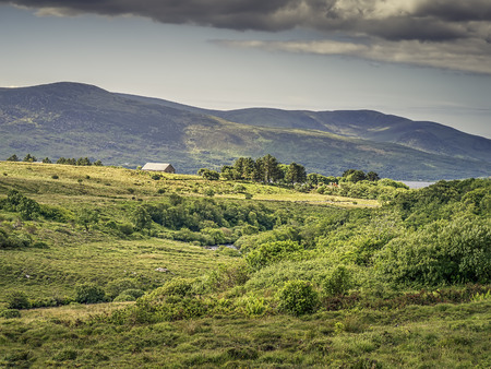 connemara: A beautiful landscape image at the Ring of Kerry Ireland