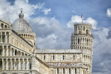 campo dei miracoli: An image of the great Piazza Miracoli in Pisa Italy Editorial