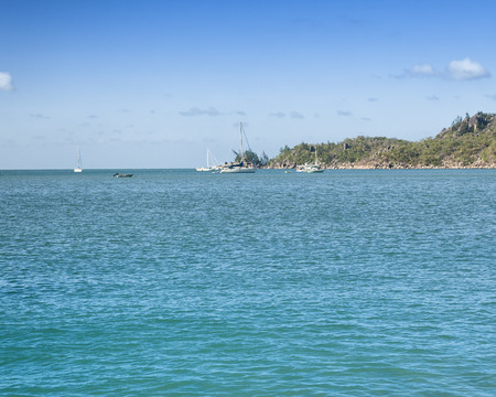 An image of the Magnetic Island in Australia