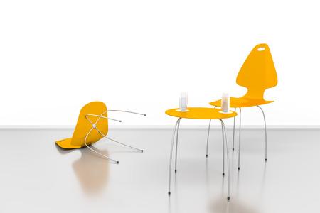cadeira: Uma imagem de uma conversa n