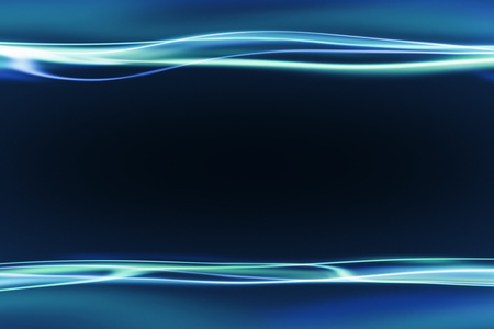 streaks: An image of a blue background with light streaks
