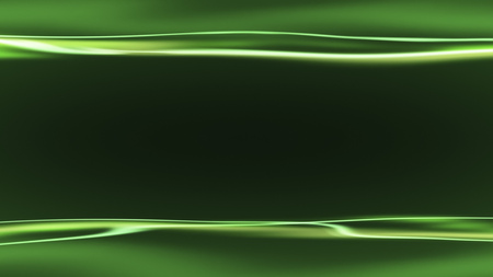 streaks: An image of a green background with light streaks