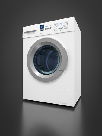 machines: An image of a typical washing machine