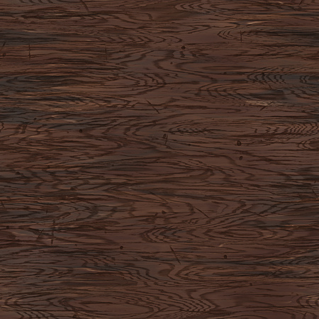 WOOD BACKGROUND: 2d illustration of a dark wooden background Stock Photo