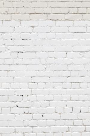 Una imagen de un fondo de ladrillo blanco