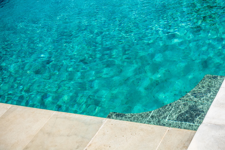 An image of a pool side background