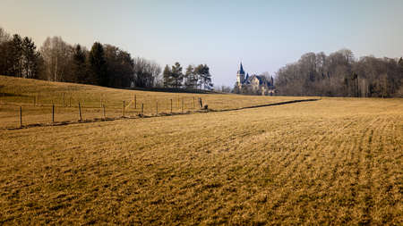 An image of a Castle near Weilheim Bavaria Germany