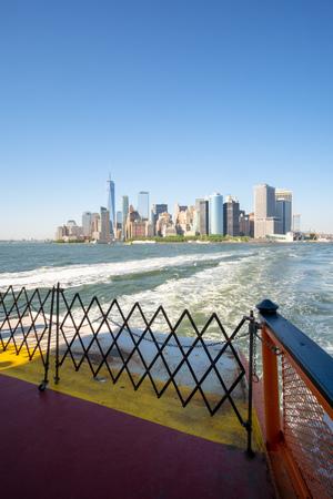 Una imagen de los rascacielos de nueva york