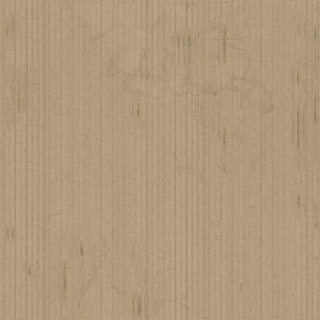 An illustration of a seamless typical cardboard texture background