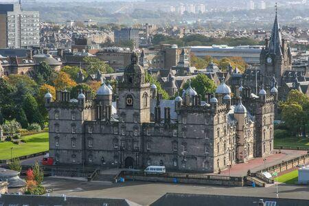 An image of Edinburgh capital city of Scotland Great Britain UK Stock Photo - 130128200