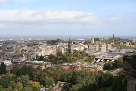 An image of Edinburgh capital city of Scotland Great Britain UK