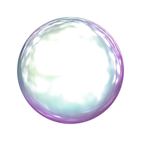 An image of a nice soap bubble background Standard-Bild