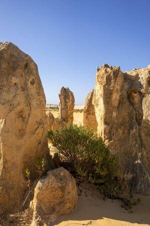 An image of the Pinnacles sand desert Western Australia