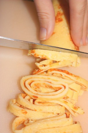 preparing food photo