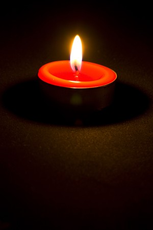 aroma candle photo
