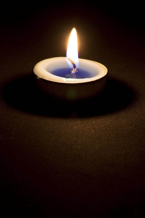 aroma candle photo