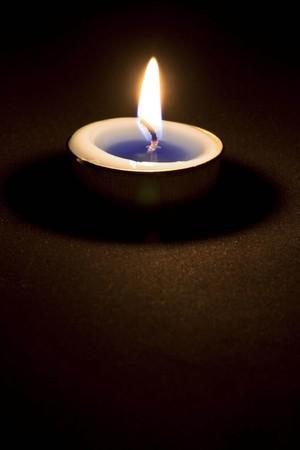 aroma candle Stock Photo - 7633118