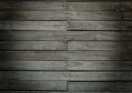 Wood panel background Stock Photo