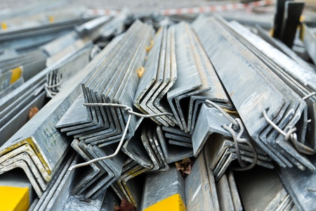Group of beams in work place ,shallow DOF Stock Photo - 13283798