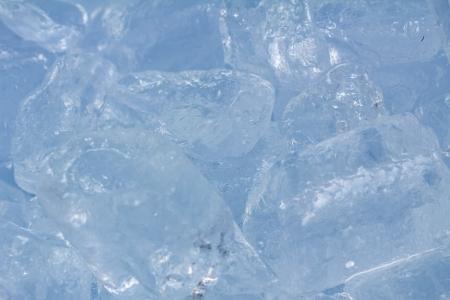 liquid crystal: Ice fondo Foto de archivo
