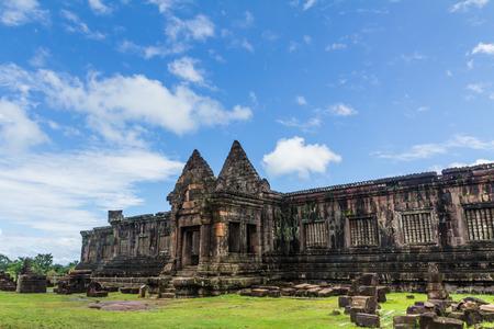 Wat Phu sanctuary, ancient sanctuary in Lao