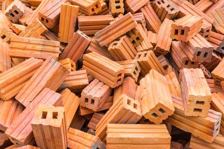 heap: Heap of bricks