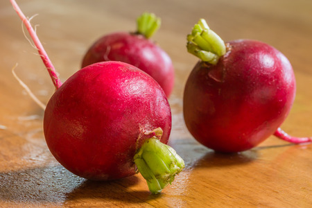 Beetroot on the table