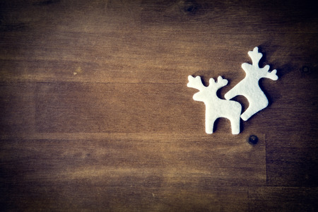 christmasy: Christmasy reindeer christmas holly decoration