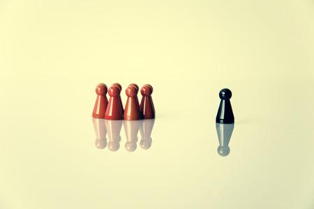 estereotipo: estereotipo liderazgo metapher o exclusi�n