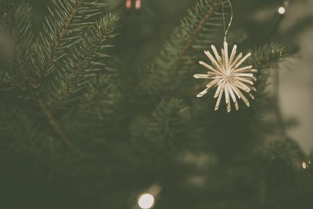 Weihnachten Jahrgang Dekoration