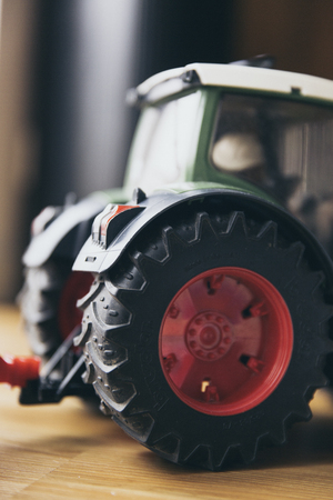 infantile: play toy agriculture