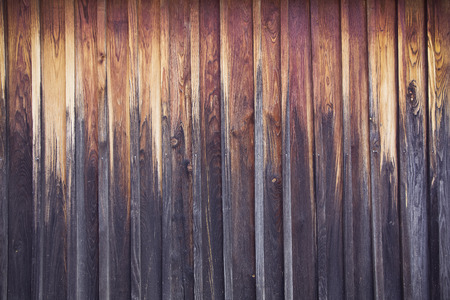 dunkelbraun verwittert Holzboden