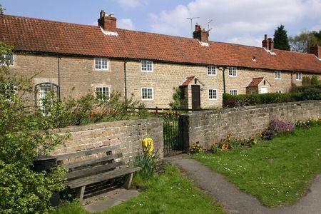Country Cottages Фото со стока - 358851