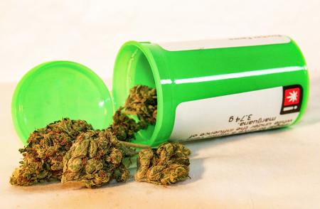 Legal Marijuana now in America Stock Photo
