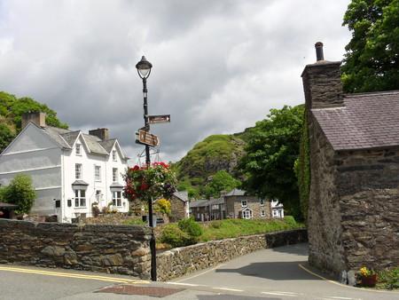 Beddgelert, village in North Wales