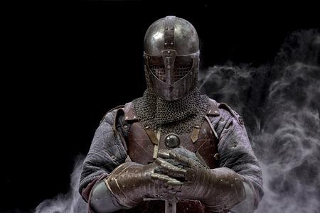 Knight 写真素材