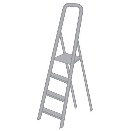 ベクトルのはしご。ベクトルの踏み台。はしごのベクトル図