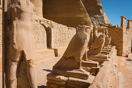 The Temple of Ramses II