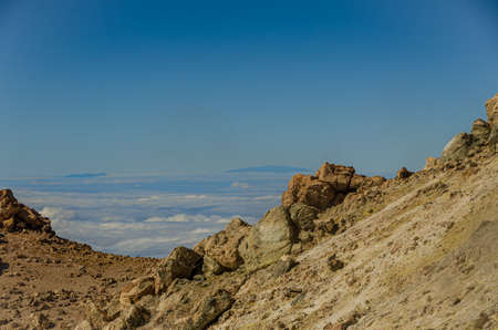 Teide National Park, Canary Islands, park Stockfoto