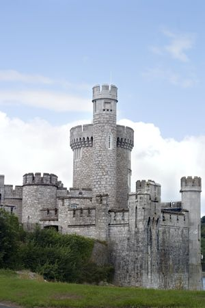 BlackRock kasteel op de rivier Lee, Cork, Ierland  Stockfoto