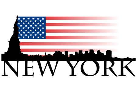 New York USA Stock Vector - 9500436