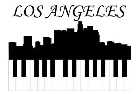 ロサンゼルスの音楽