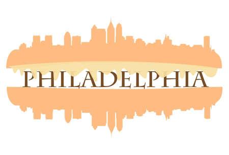 Philli cheese Ilustração