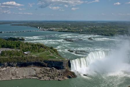 horseshoe falls: Niagara falls, horseshoe fall