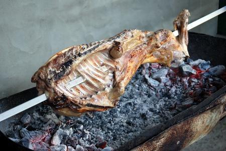roasted lamb photo