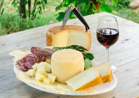 Sardinien, typische Lebensmittel