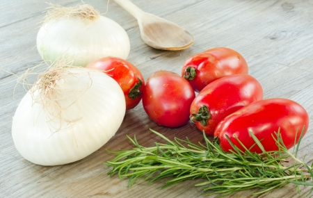 Mediterranean ingredients to cook Stock Photo - 14594030